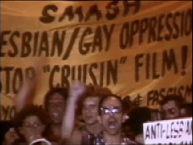 cruising protest from celluloid closet1.jpg