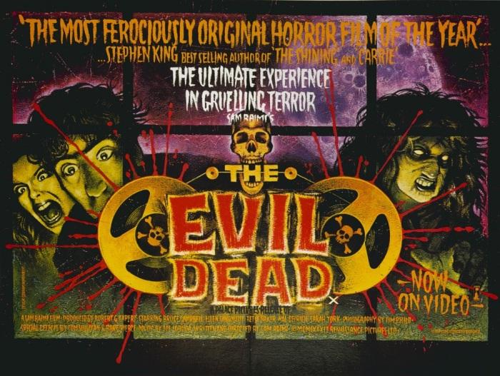 The Evil Dead (1981) – Day 16 – 31 Days ofHalloween