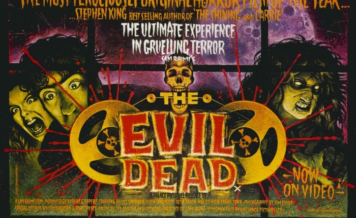 The Evil Dead (1981) – Day 16 – 31 Days of Halloween