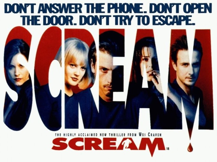 Scream – Day 27 – 31 Days of Halloween