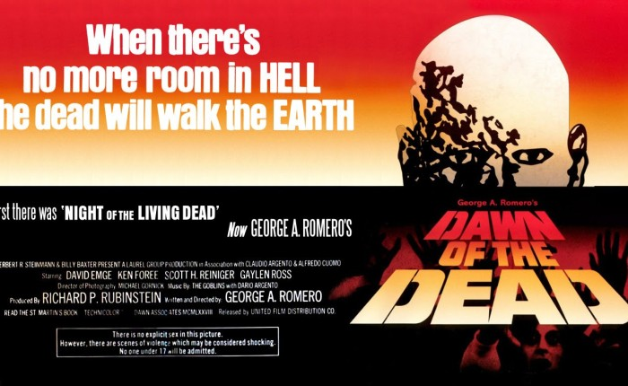 Dawn of the Dead (1978) and The Return of the Repressed