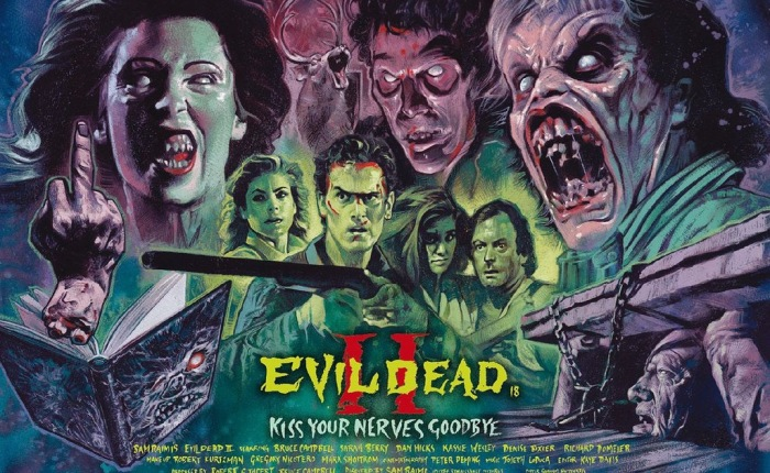 Evil Dead 2 – Day 29 – 31 Days of Halloween