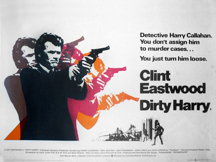Dirty Harry (1971) *****