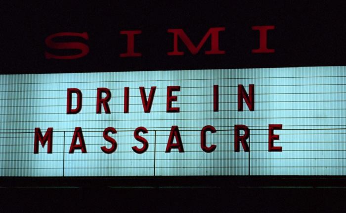 Day 17- 31 Days of Halloween- Drive In Massacre (1976)