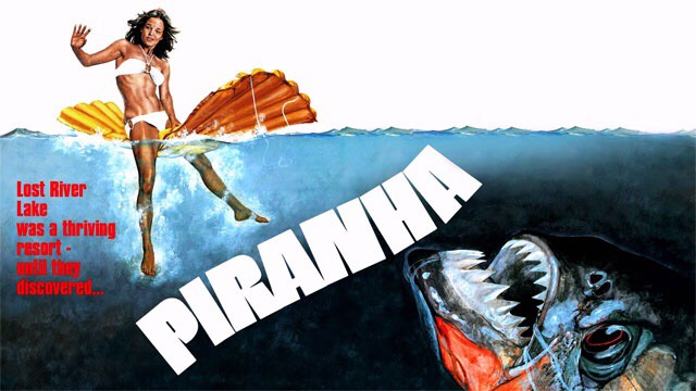 Day 4- 31 Days of Halloween- Piranha(1978)
