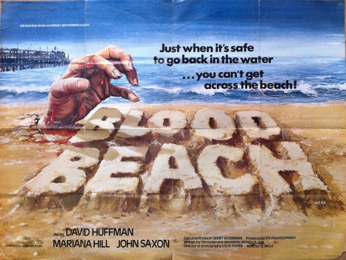 Day 11- 31 Days of Halloween- Blood Beach (1981)
