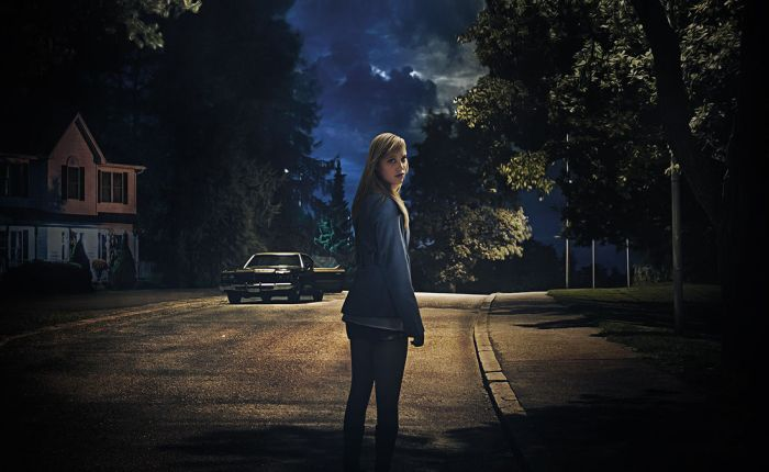 Day 30- 31 Days of Halloween- It Follows (2014)