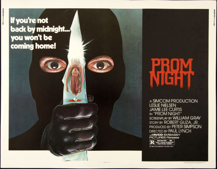 Day 29- 31 Days of Halloween- Prom Night (1980)