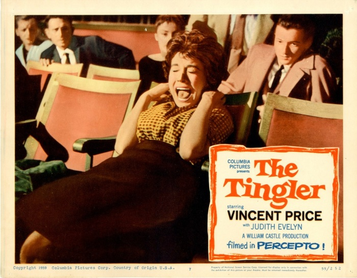Day 16- 31 Days of Halloween- The Tingler (1959)
