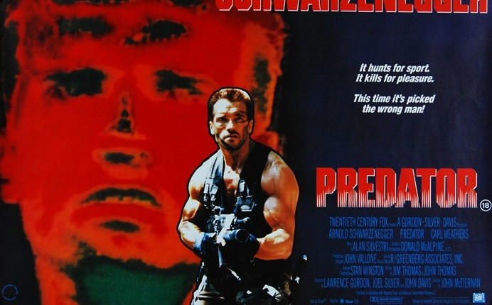No Homo: <em>John McTiernan's Predator</em>(1987)
