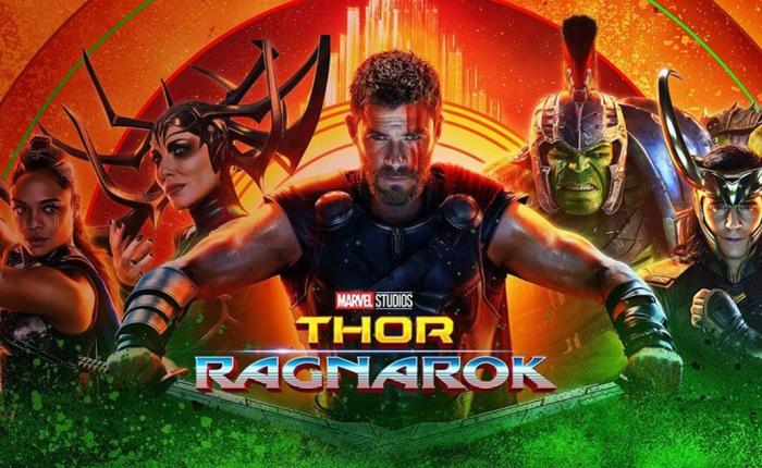 Review- Thor: Ragnarok(2017)
