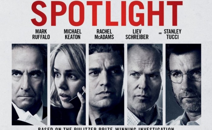 Review- Spotlight (2015)