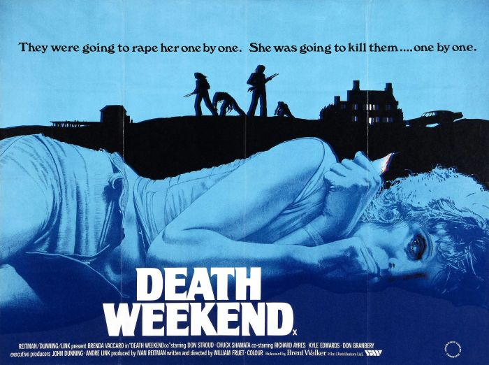 Review- 'Death Weekend' (1976)