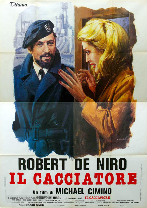 the-deer-hunter-italian-movie-poster