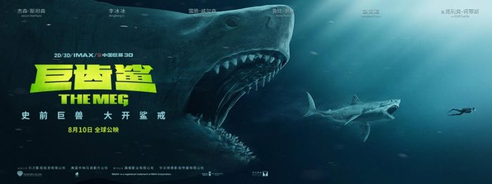 Review- 'The Meg' (2018)