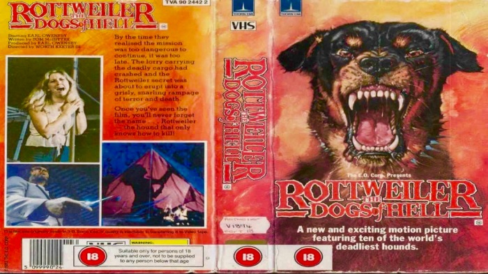 Review- 'Rottweiler: Dogs of Hell'