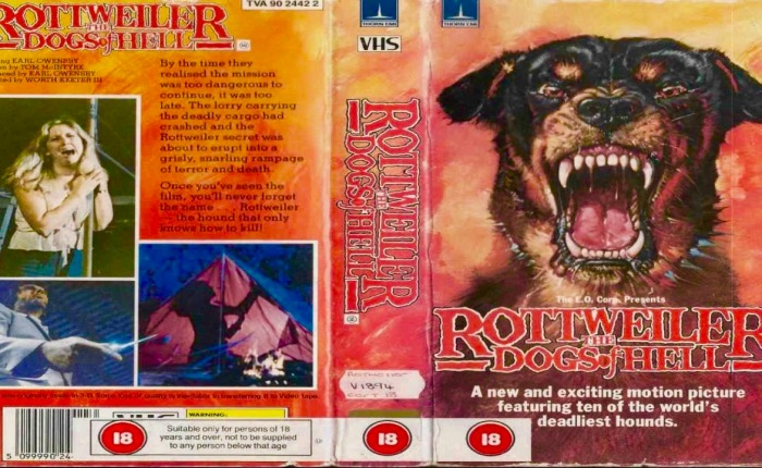 Review- 'Rottweiler: Dogs ofHell'