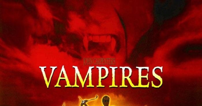 31 Days of Halloween- Day 14- Vampires(1998)