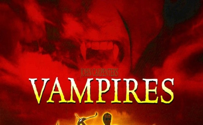 31 Days of Halloween- Day 14- Vampires (1998)