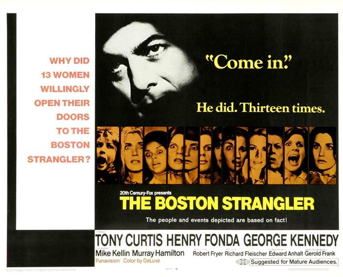 31 Days of Halloween- Day 20- The Boston Strangler (1968)