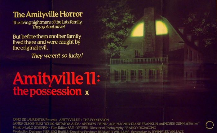 31 Days of Halloween- Day 29- The Amityville Horror Part 2- The Possession(1982)