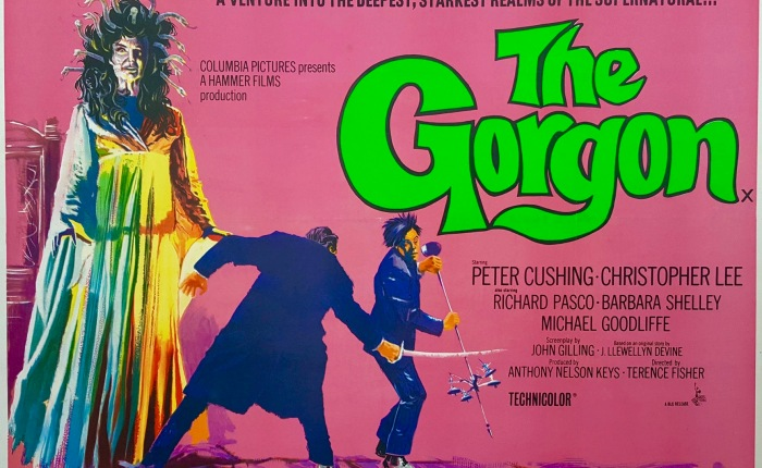 31 Days of Halloween- Day 26- The Gorgon (1964)