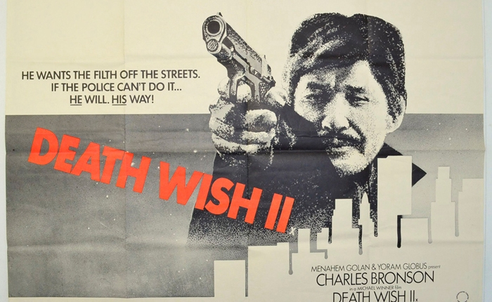 Review- Death Wish 2(1982)