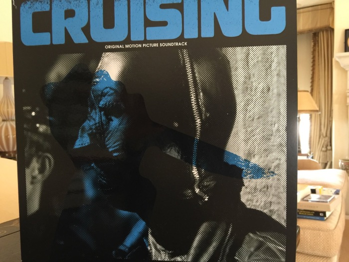 2019- The Year of 'Cruising'- Soundtrack and Blu ray release due