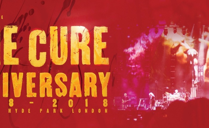 Review- The Cure- Anniversary 1978-2018 Live in Hyde Park