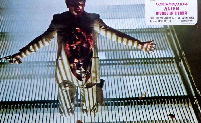 Day 16- 31 Days of Halloween- Contamination(1980)