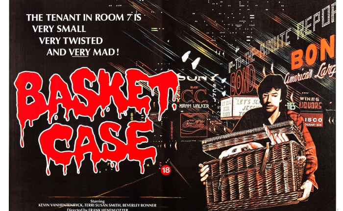 Day 17- 31 Days of Halloween- Basket Case(1982)