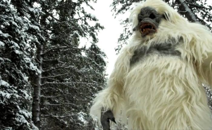 Day 25- 31 Days of Halloween- Snowbeast(1977)