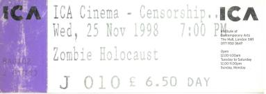 MeathookCinemaZombieHolocaustICAScreening