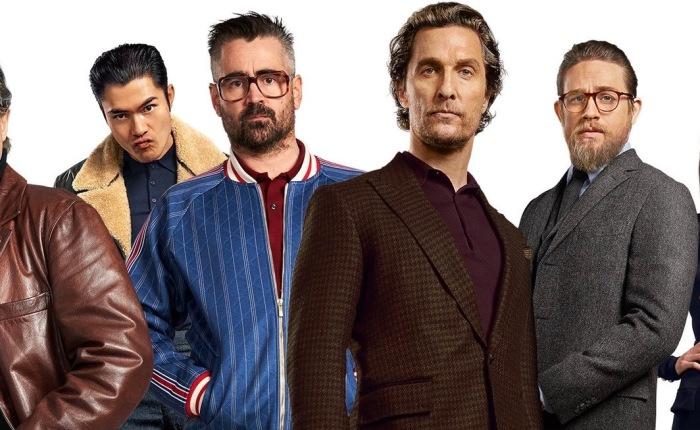 Review- The Gentlemen (2020)*