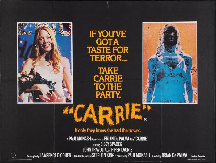CarriePosterNegative