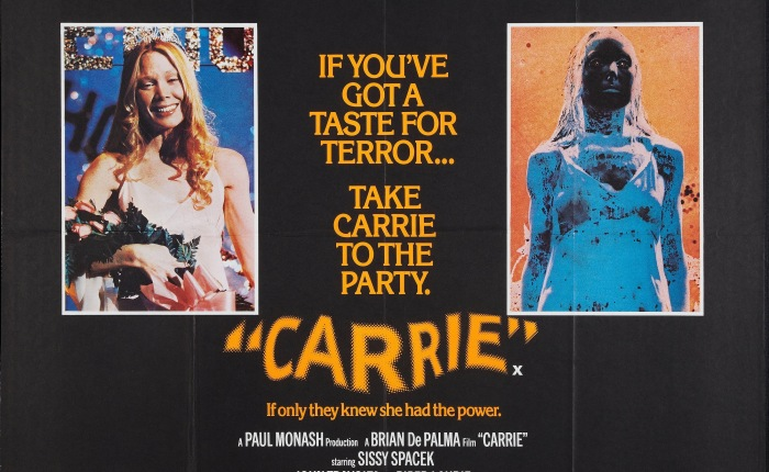 Poster of the Week- Carrie (1976)