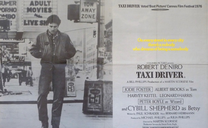 Poster of the Week- Taxi Driver (1976)