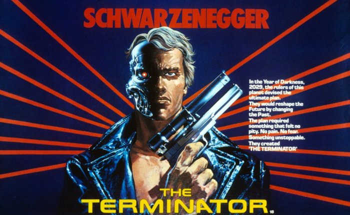 Poster of the Week- The Terminator (1984)