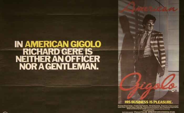 Soundtrack of the Week- American Gigolo (1980)