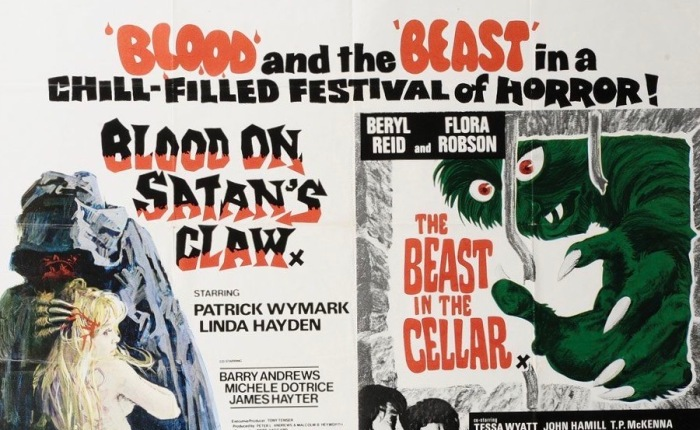 Poster of the Week- The Beast in the Cellar (1970)