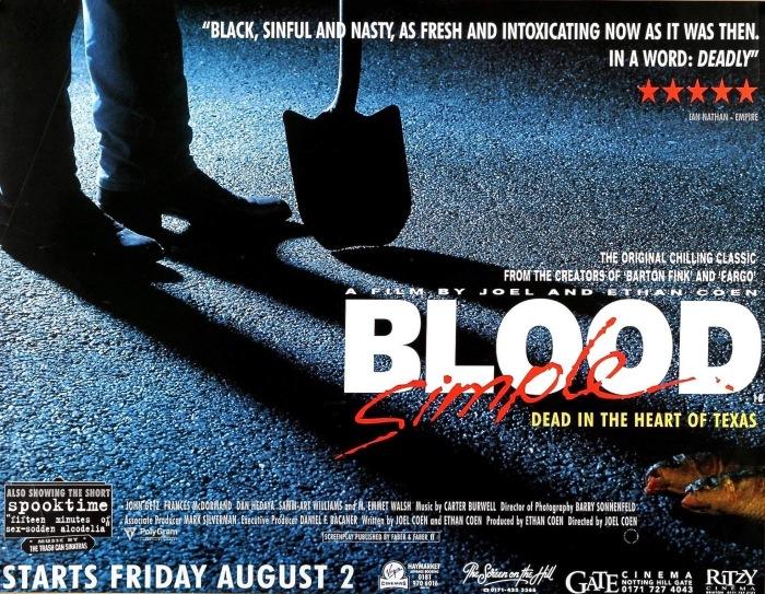 BloodSimpleQuadPoster