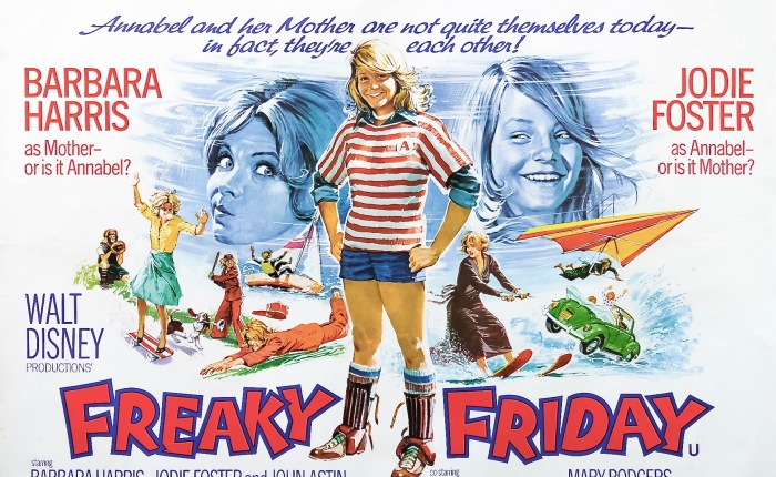 Poster of the Week- Freaky Friday (1976)