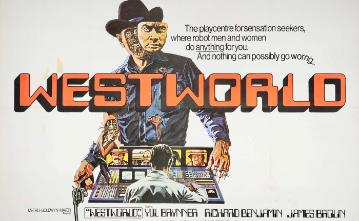 Poster of the Week- Westworld (1973)