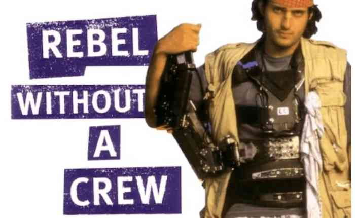 Book of the Week- 'Rebel Without A Crew' by Robert Rodriguez