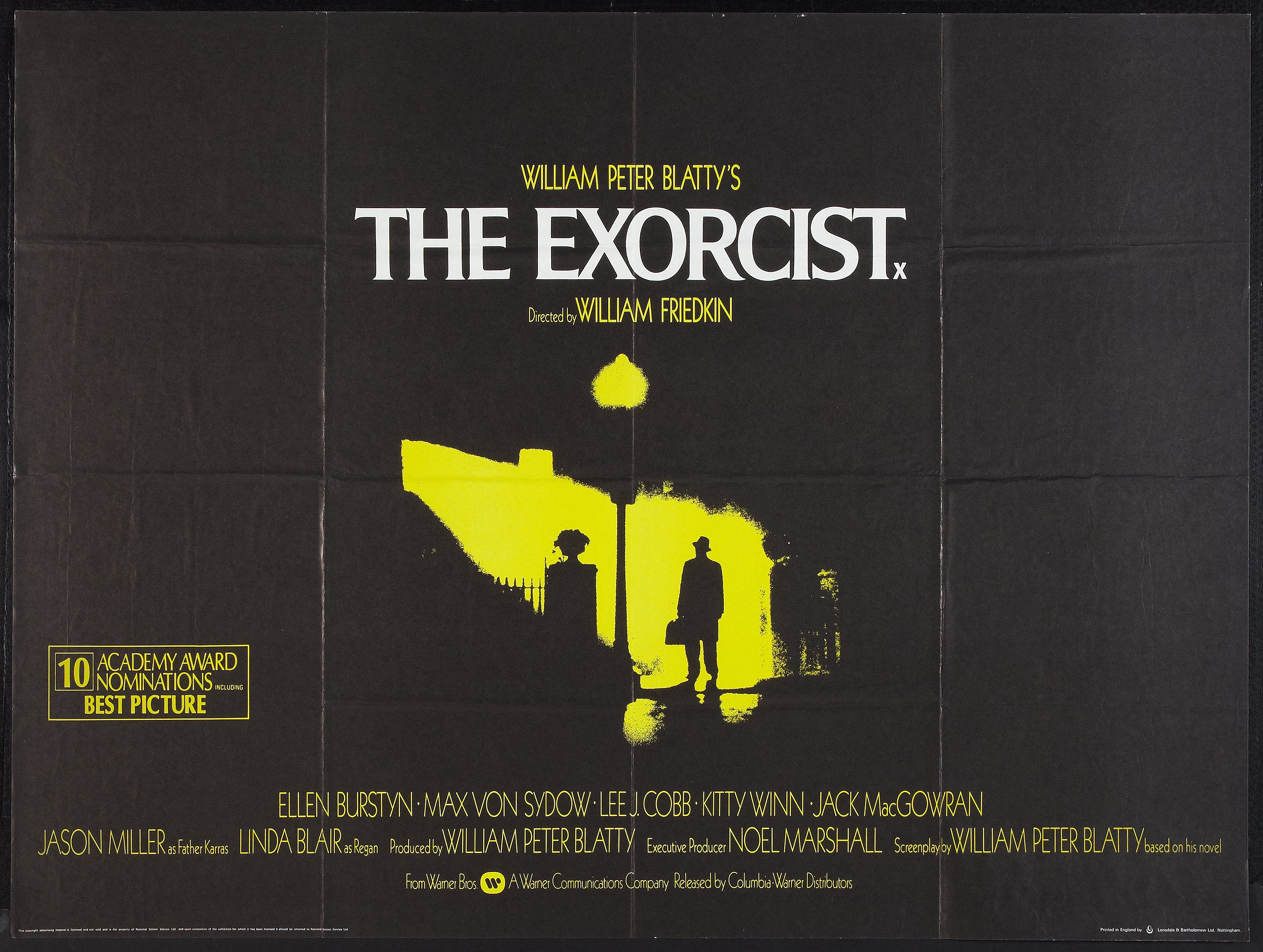 TheExorcistQuadPoster