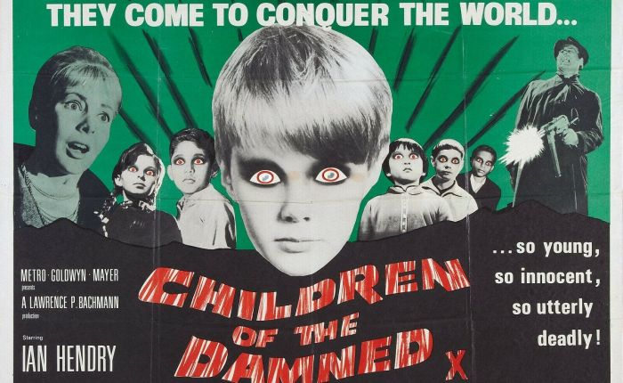 31 Days of Halloween 2020- Day 18- Children of the Damned (1964)