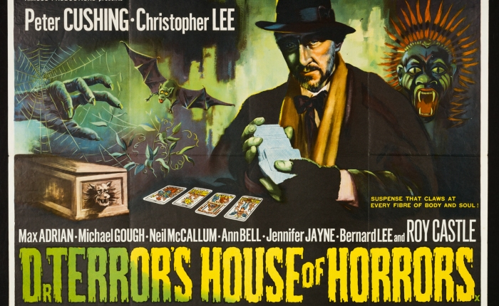 31 Days of Halloween 2020- Day 28- Dr Terror's House of Horrors (1965)