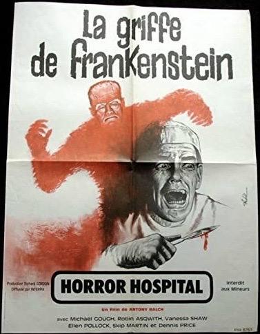 HorrorHospitalFrenchPoster