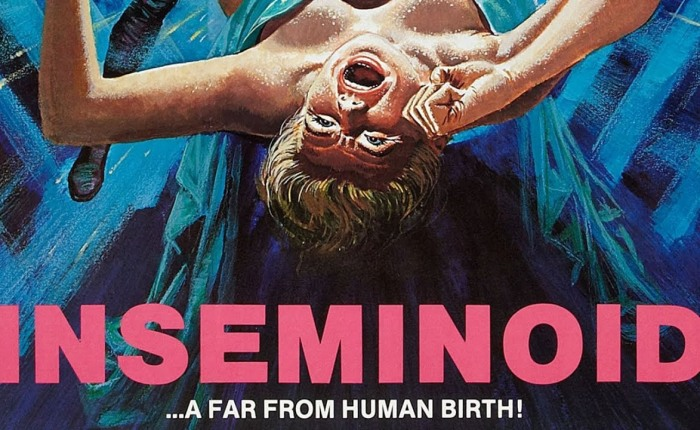 31 Days of Halloween 2020- Day 30- Inseminoid (1981)