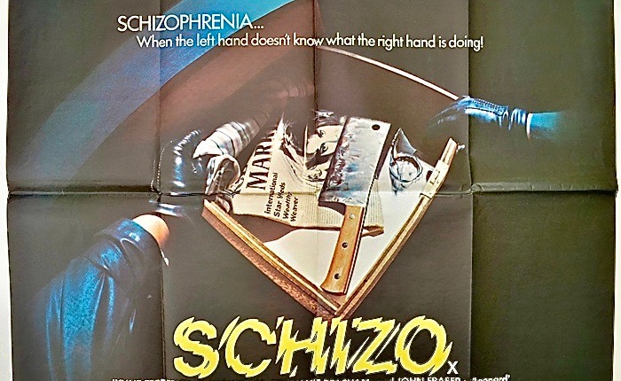 31 Days of Halloween 2020- Day 14- Schizo (1976)